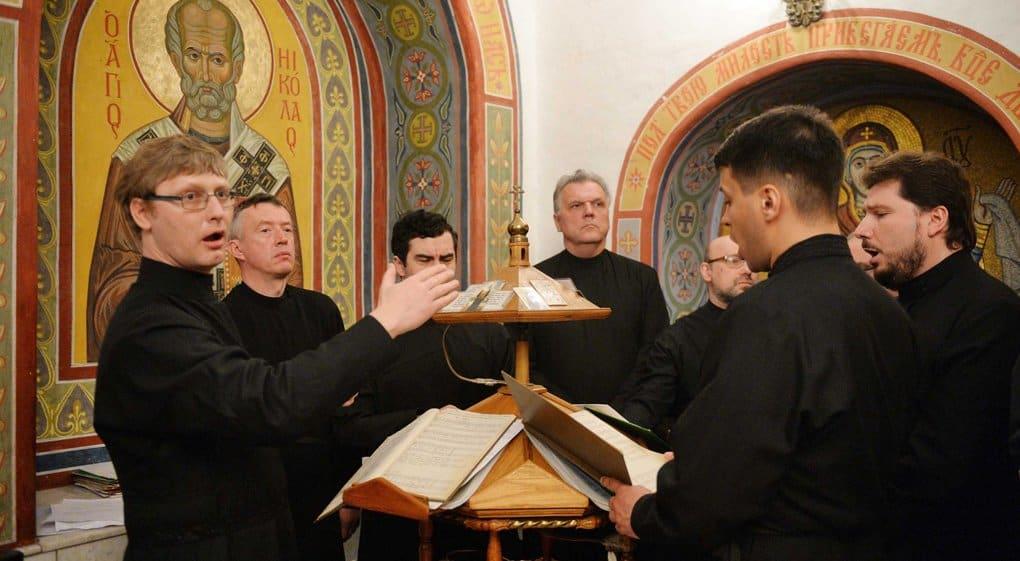 Византийские песнопения признали нематериальным культурным наследием