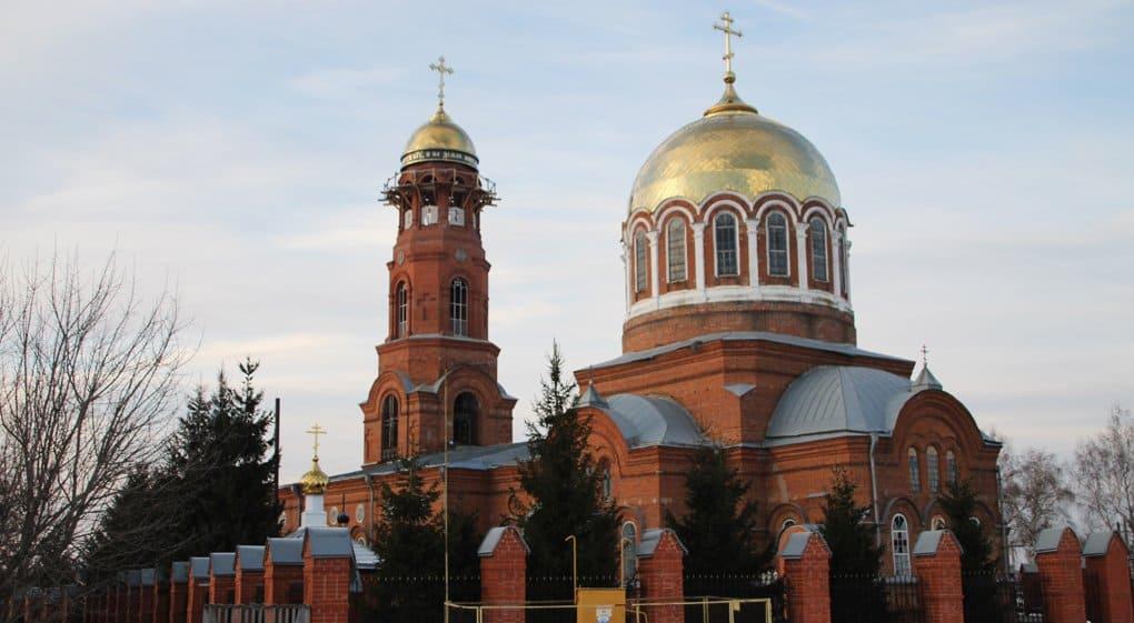 В Мордовии достроили храм, который возводили 117 лет