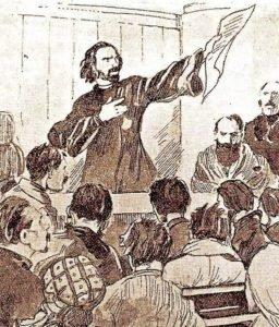Гапон и гапоновщина — как все это описывали свидетели Кровавого воскресенья