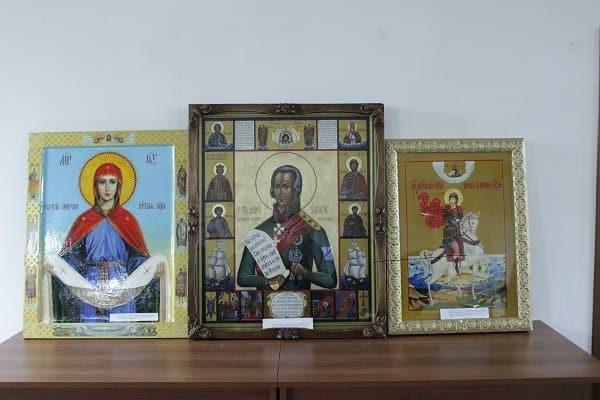 Определены победители конкурса иконописи среди осужденных «Канон»