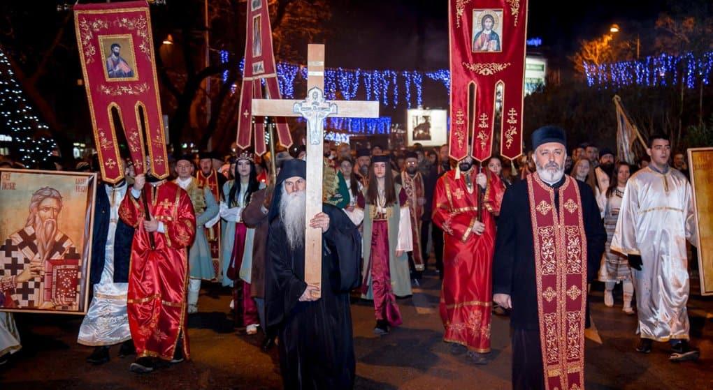 Президенты Сербии и Черногории пока не нашли единого решения церковного вопроса