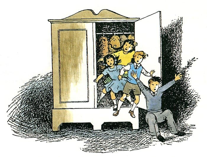 Ветка спелых рубинов из глубин Нарнии: опыт внимательного чтения сказок Клайва Льюиса