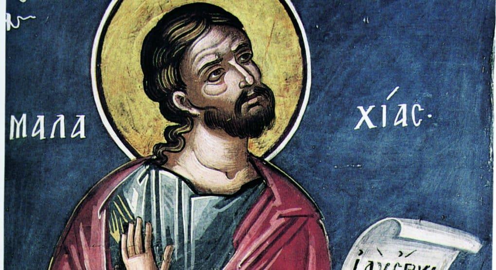 Церковь вспоминает святого пророка Малахию