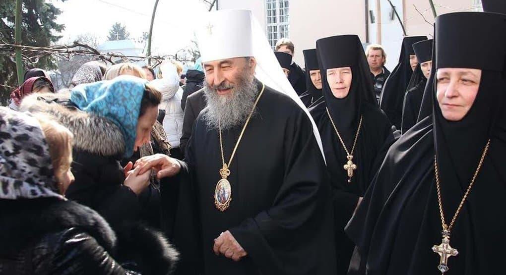 В Украинской Православной Церкви сообщили, что ни один ее монастырь не перешел в ПЦУ