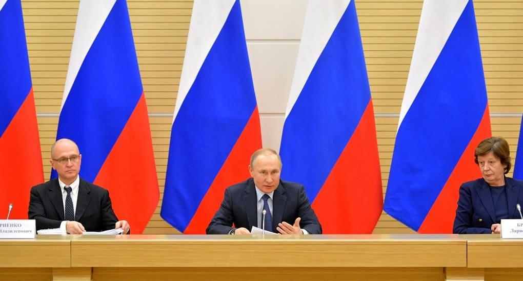 Владимир Путин пообещал, что пока он – Президент, в России не узаконят однополые семьи