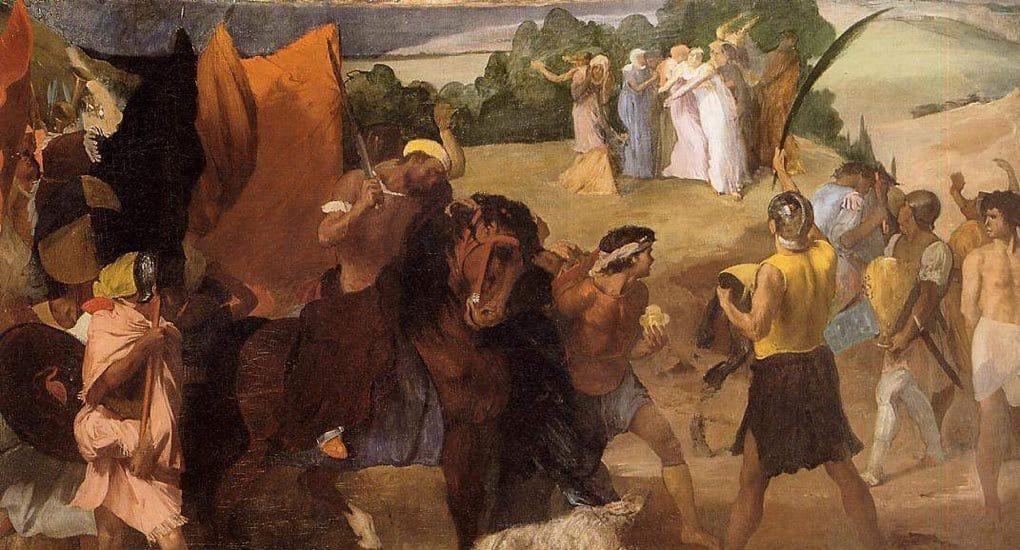 Что произошло с дочерью Иеффая?