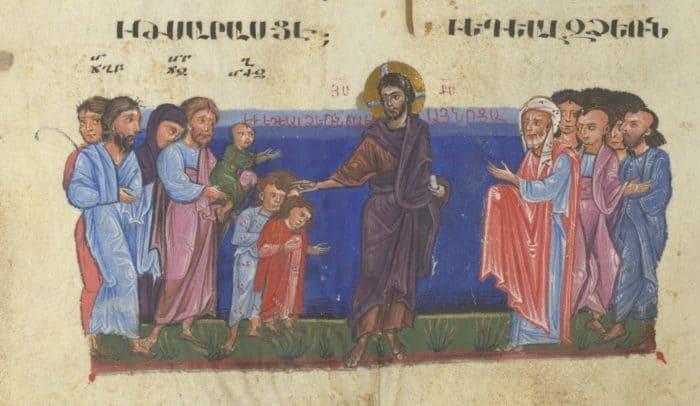 Погружение в Евангелие. День 11
