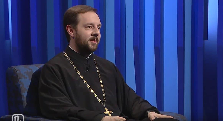 Иерей Антоний Борисов станет гостем программы Владимира Легойды «Парсуна» 22 марта