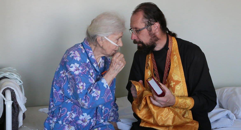 В Москве сформированы группы священников и волонтеров, которые помогут в больницах