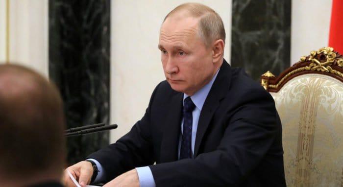 Владимир Путин объявил выходные с 30 октября по 7 ноября из-за ситуации с коронавирусом