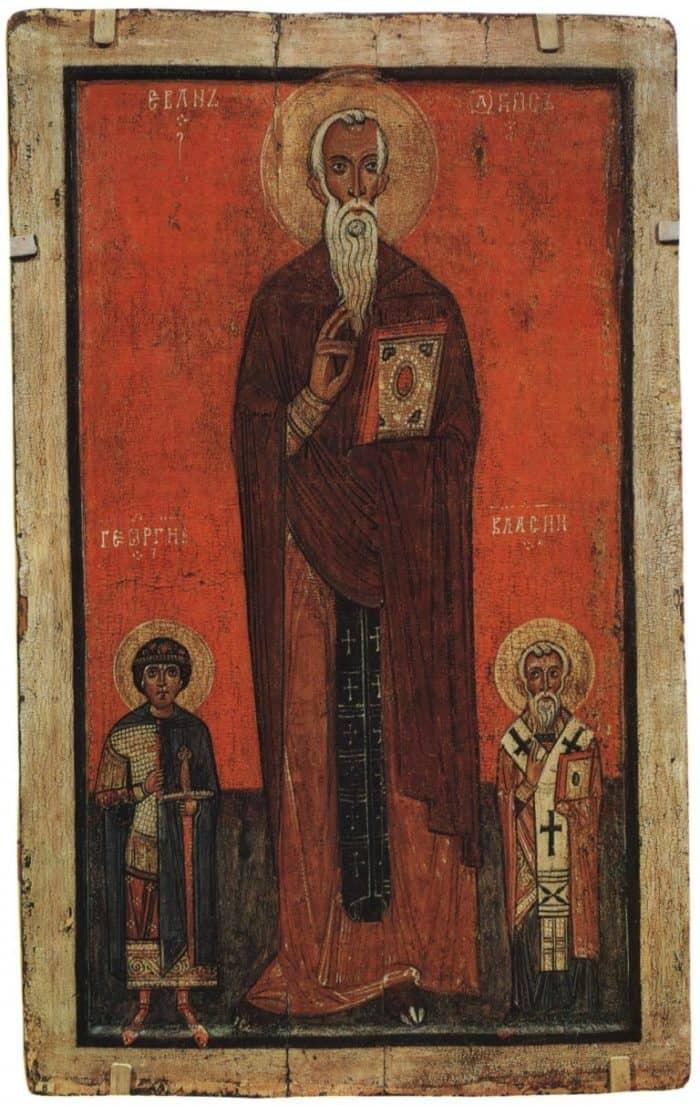 Святой Иоанн Лествичник илестница приоритетов,— очем напоминает 4-е воскресенье Великого поста