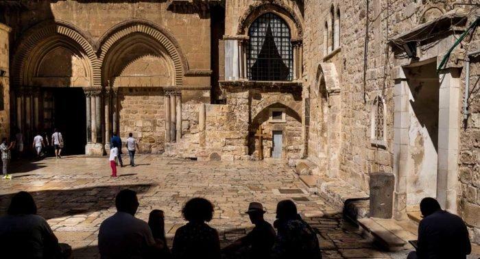 Видеопрогулки «Библейские места сегодня»: выпуск 3