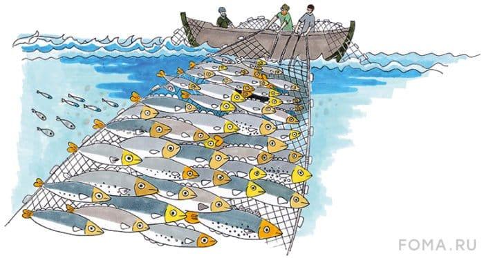 Чудо на Галилейском море: как простые рыбаки встретили Бога