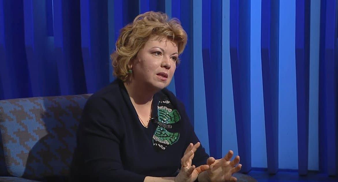 Елена Ямпольская станет гостьей программы Владимира Легойды «Парсуна» 5 апреля