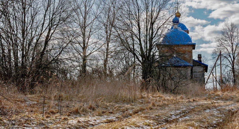 Гора Святой Марии: уникальное место в Ярославской области