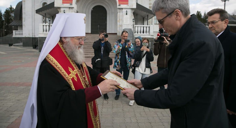 Ханты-Мансийская епархия передала медикам Югры аппараты ИВЛ