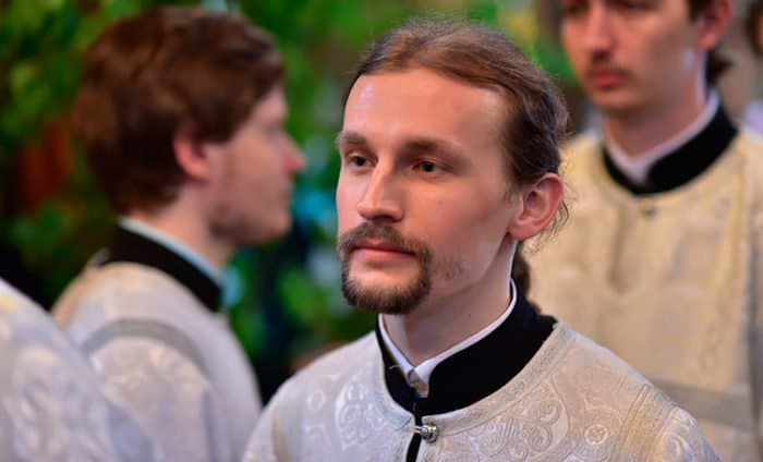 В Сретенской семинарии молятся о скончавшемся выпускнике чтеце Михаиле Петрухно