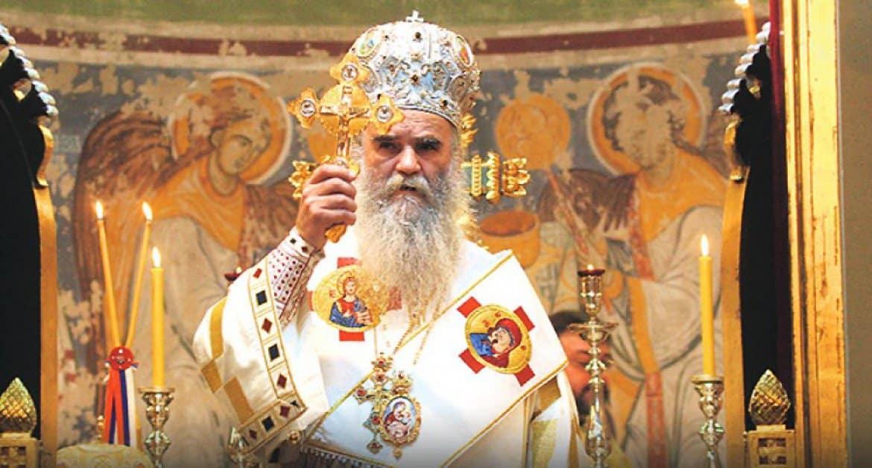 Полиция Черногории возбудила уголовное дело против митрополита Черногорско-Приморского Амфилохия