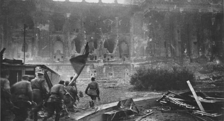Опубликованы архивы о наступлении на Берлин в 1945 году