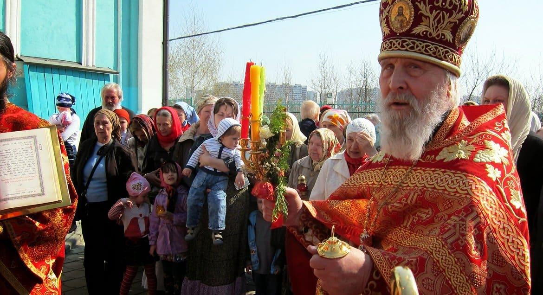 Отца Георгия Бреева любил и церковный народ, и клир Москвы, – патриарх Кирилл