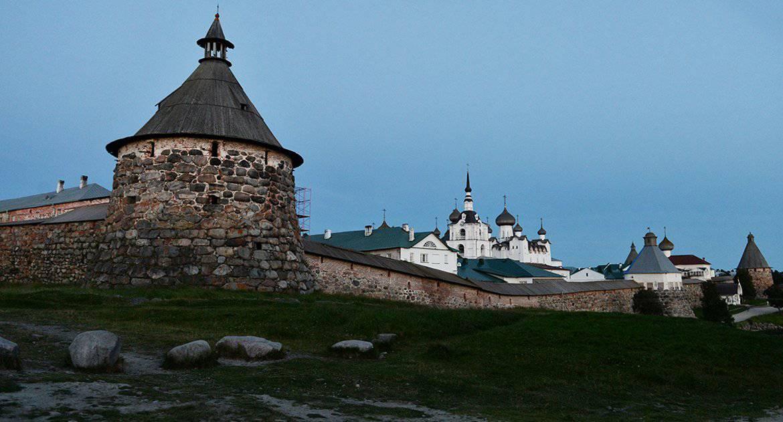 Соловецкий архипелаг с монастырем закрыли для посетителей