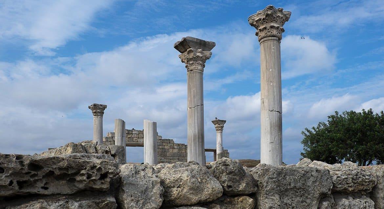 В Сети начали показывать мини-сериал об истории древнего Херсонеса