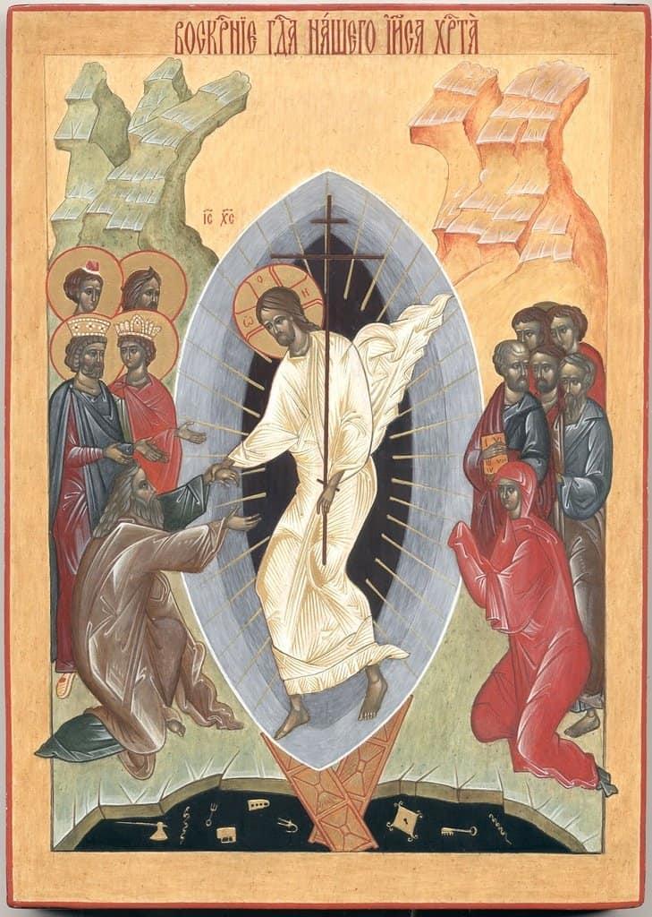 Светлое Христово Воскресенье. Коротко о празднике