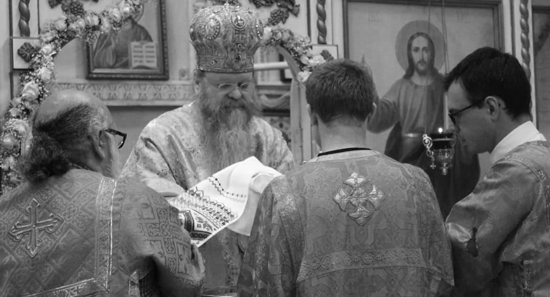 Отошел ко Господу архиепископ Штутгартский Агапит