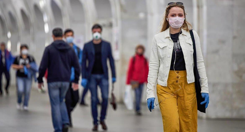 В Москве отменена самоизоляция, но сохранен масочный режим