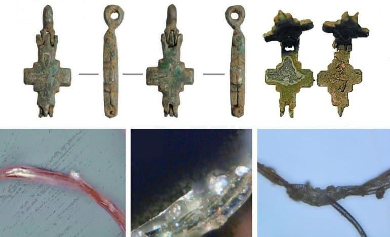 Не оказалось частиц мощей: что нашли российские ученые в знаменитых крестах-энколпионах?