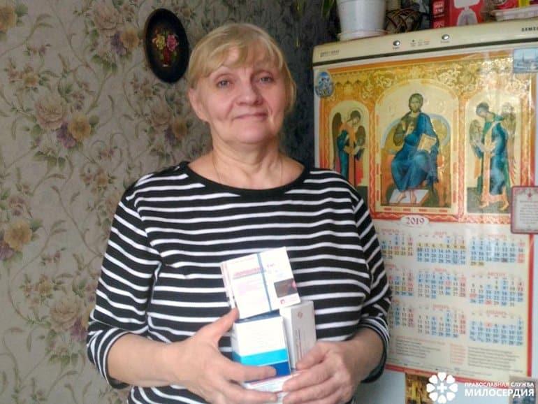 В Екатеринбургской епархии помогают пенсионерам с лекарствами во время пандемии