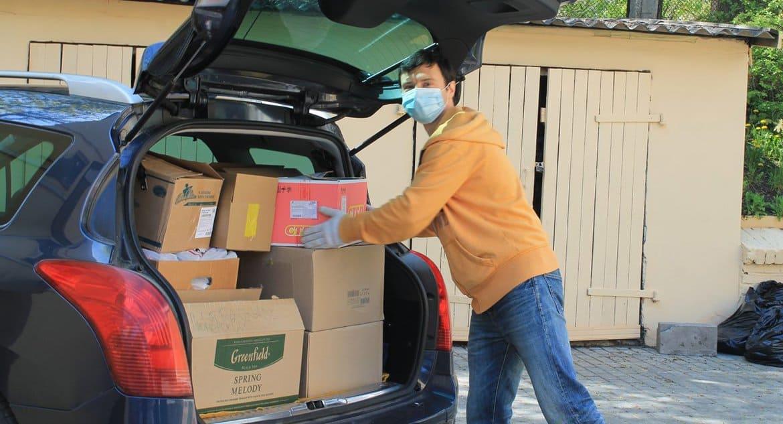 Более 5 тонн продуктов передала нуждающимся Калининградская епархия