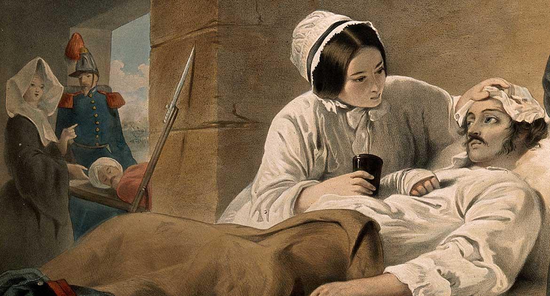 Достойное лечение — только для элиты? Удивительная история мисс Найтингейл, которая думала иначе