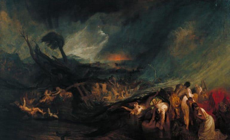 История Ноя: чем различаются языческие и библейские представления о Потопе?