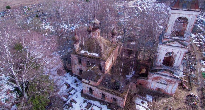 В Ярославской области церковь XVIII века признали памятником местного значения