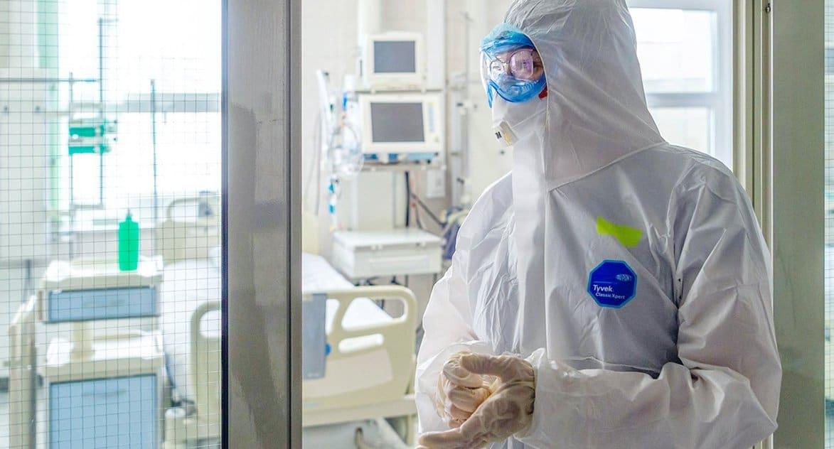Число россиян, заболевших коронавирусом, приблизилось к 3 миллионам