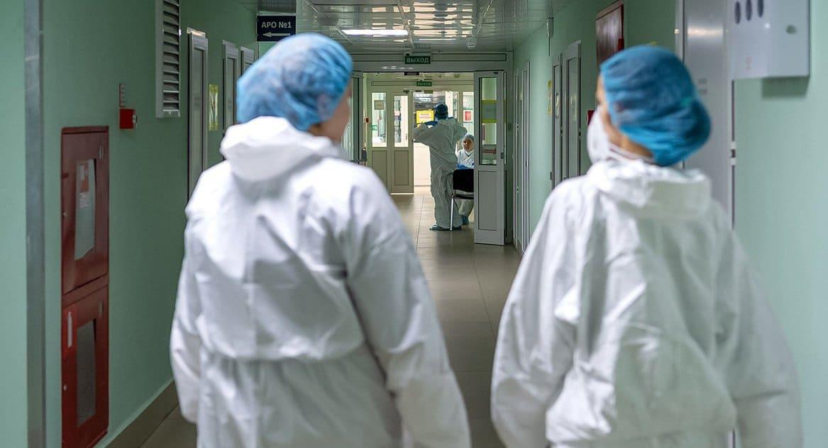 Приглашаются желающие на курсы добровольцев для «красных зон» в больницах