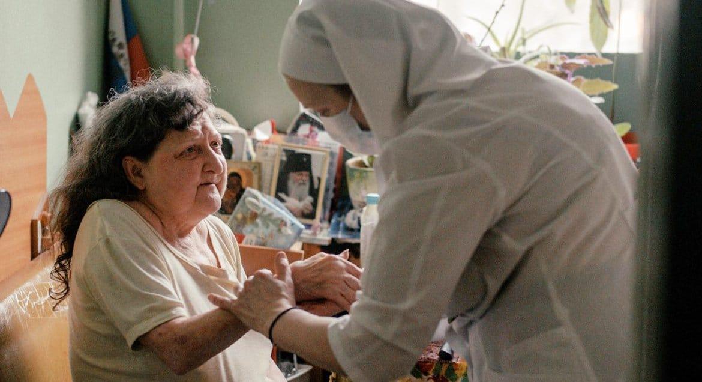 Русская Церковь активно развивает паллиативную помощь