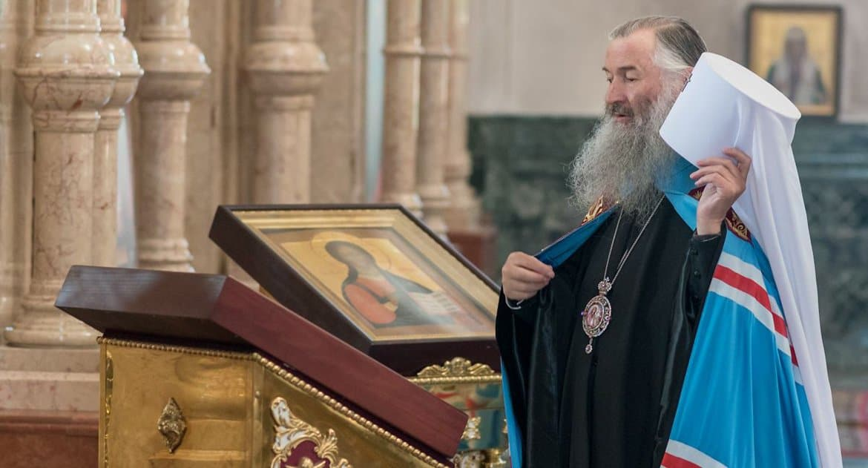 Митрополит Йошкар-Олинский Иоанн будет временно управлять Чебоксарской епархией