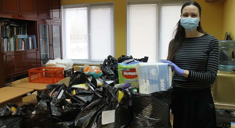 Благодаря жертвователям Нижнетагильская епархия помогает нуждающимся в три раза больше