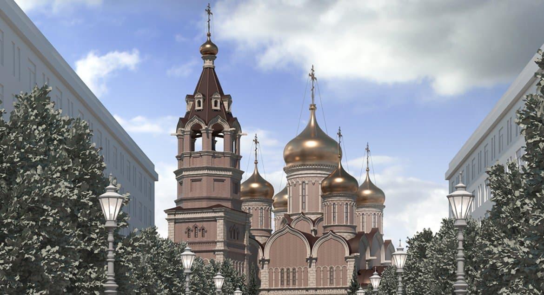 Русско-сербский храм в Баня-Луке планируют достроить в ближайшие два года