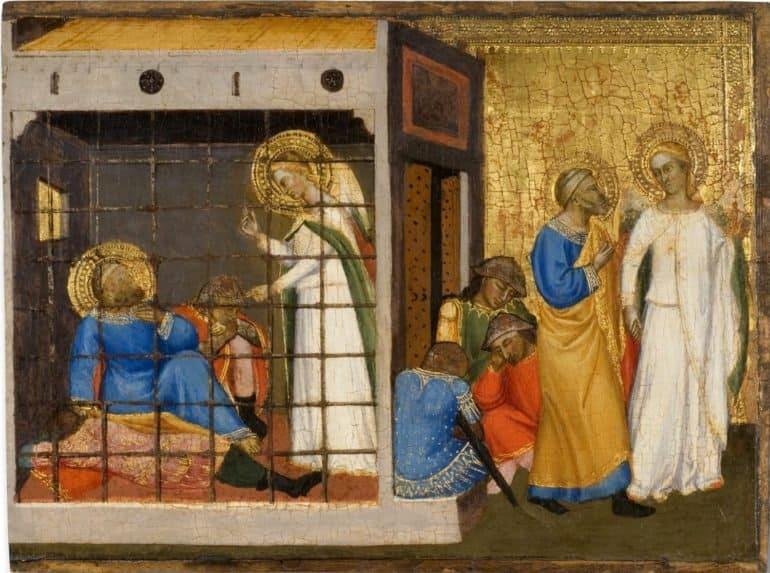 4 сказки про апостола Петра