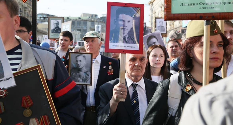 Владимир Путин поддержал перенос акции «Бессмертный полк» на 2021 год