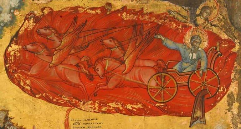 Загадки Библии: Пророк Илия уже приходил на землю?