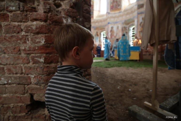 Уникальному храму в Курбе исполнилось 250 лет