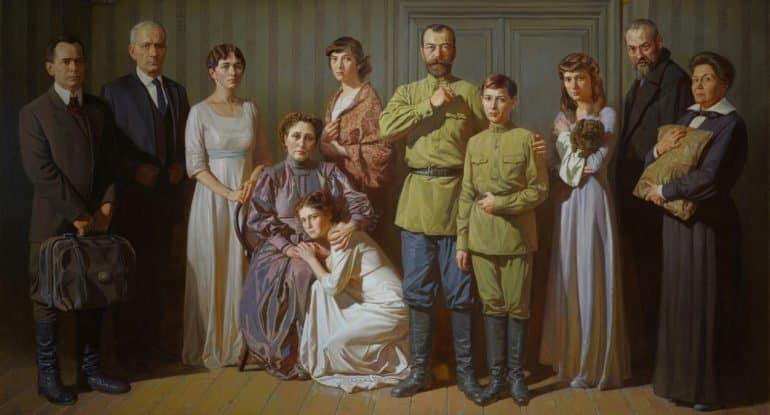 «Преисподняя Ипатьевского дома». Кого расстреляли вместе с царской семьей?