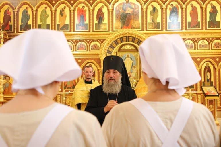 В Калининграде появились свои первые сестры милосердия