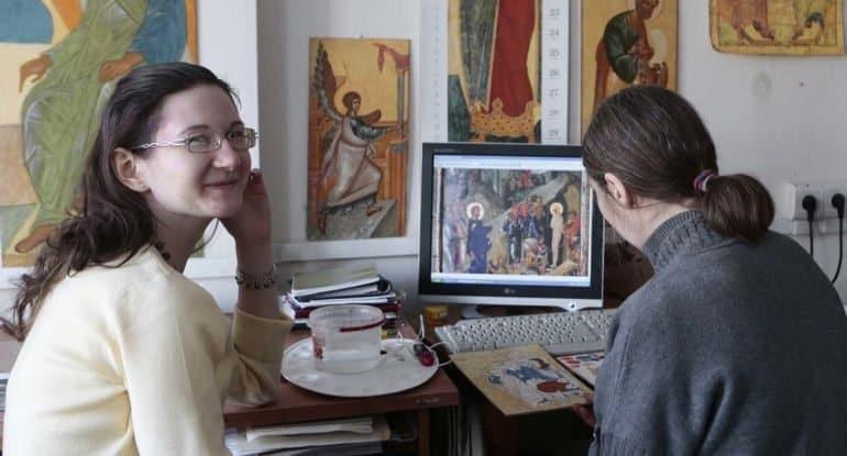 Можно ли научиться  иконописи онлайн?