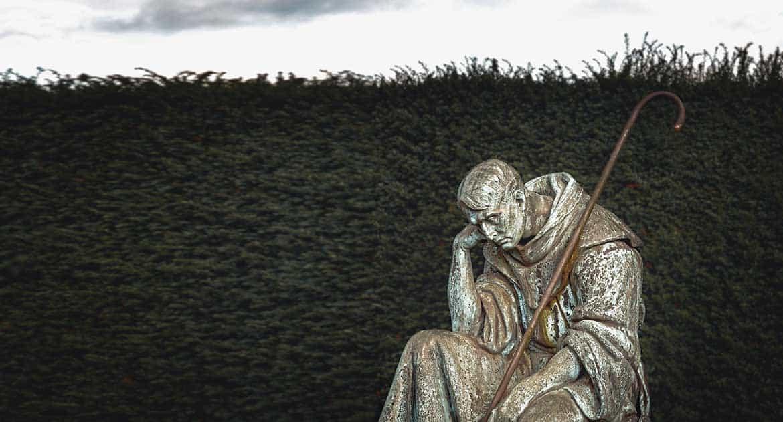 Как мне жить с жертвой Христовой, если я атеист?