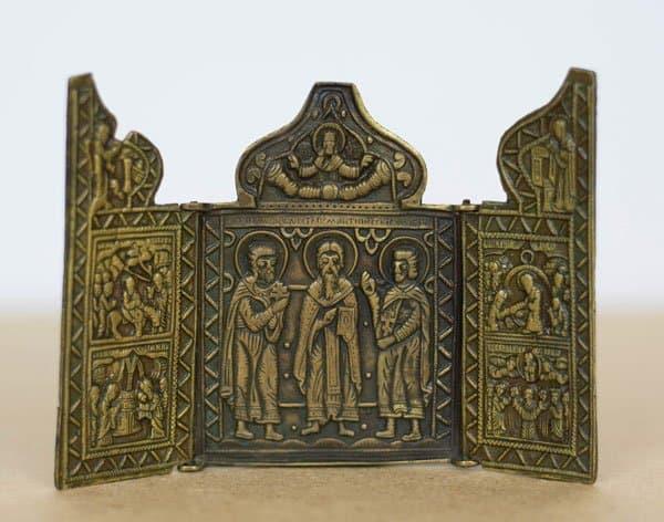 Минской семинарии переданы религиозные ценности XIX века